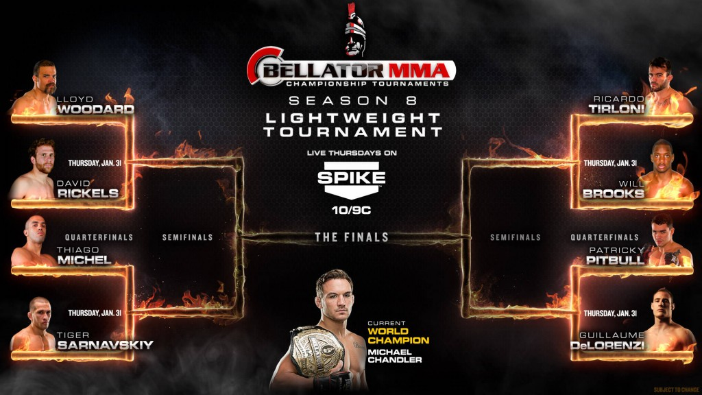 Bellator Lightweight Tournament