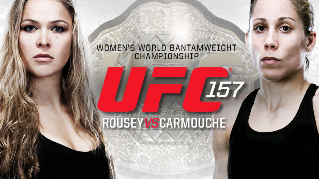 Rousey vs. Carmouche