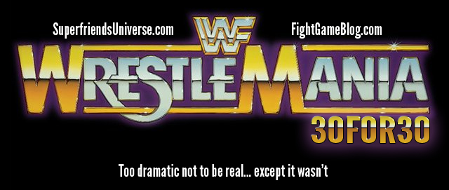 WrestleMania 30 For 30