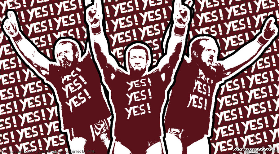 Daniel Bryan May Headline Money In The Bank With John Cena Daniel Bryan Yes Yes Yes Wallpaper