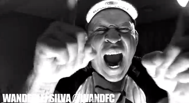 Wanderlei Silva's video
