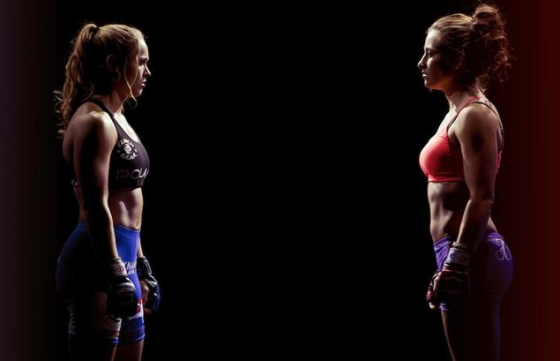 Sarah Moras vs. Julianna Pena