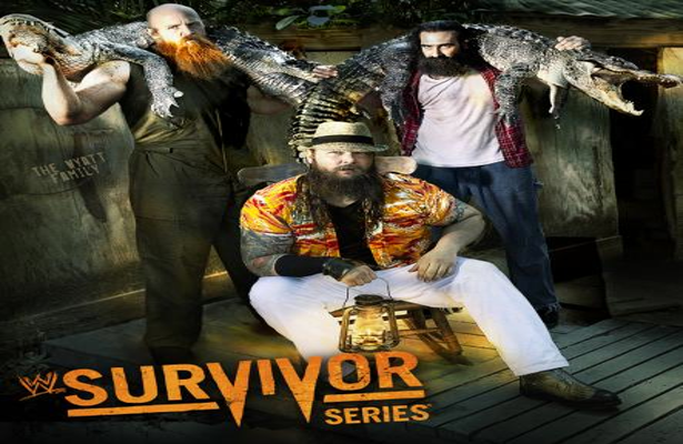 Survivor Series play by play