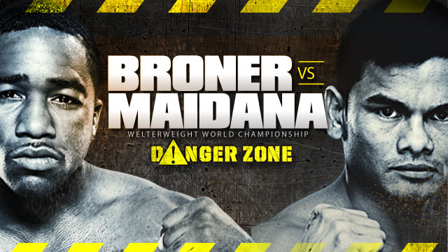 All Access: Broner vs. Maidana