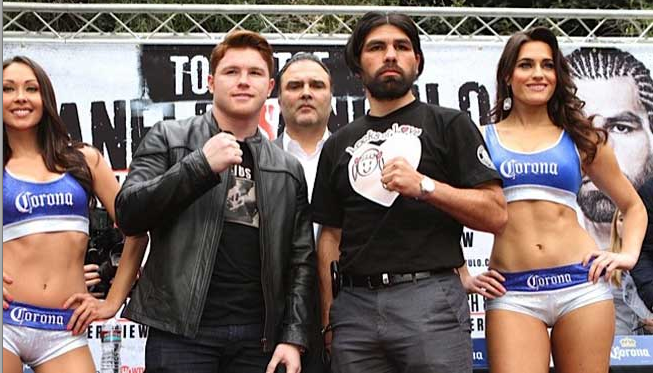 Canelo Alvarez vs. Alfredo Angulo preview