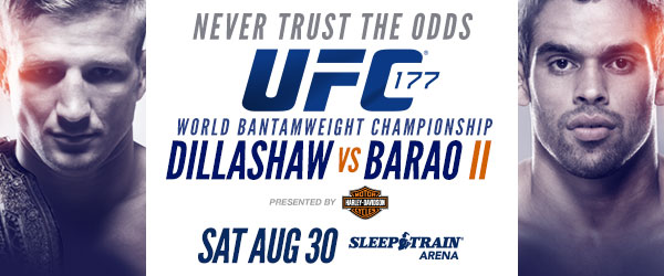 Countdown to UFC 177