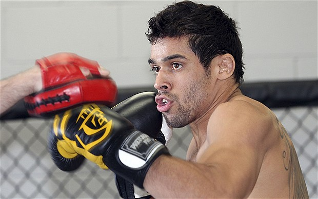 Renan Barao is out of UFC 177