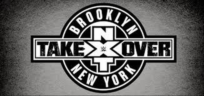 NXT TakeOver: Brooklyn play by play