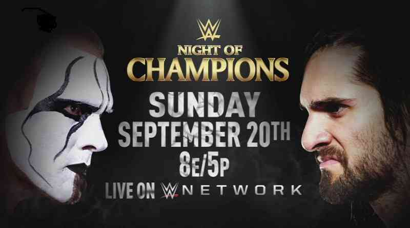 Night of Champions play by play