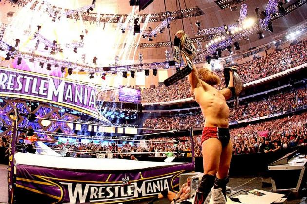 ranking WrestleMania