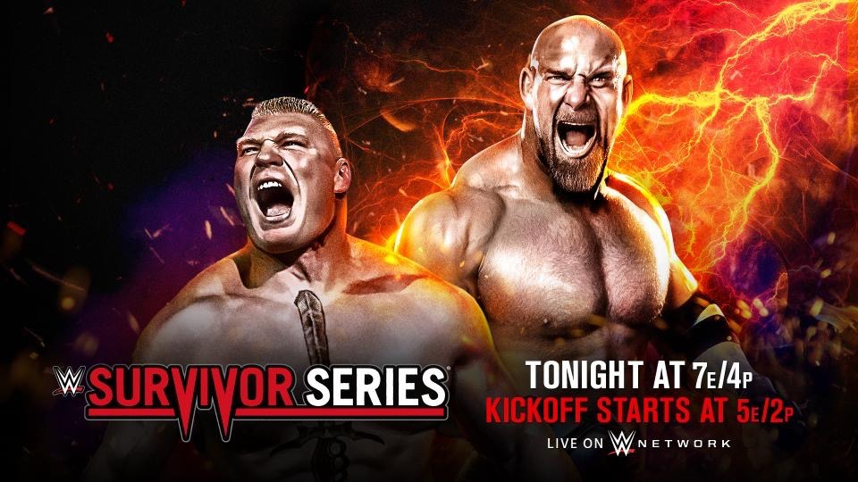 Survivor Series live coverage