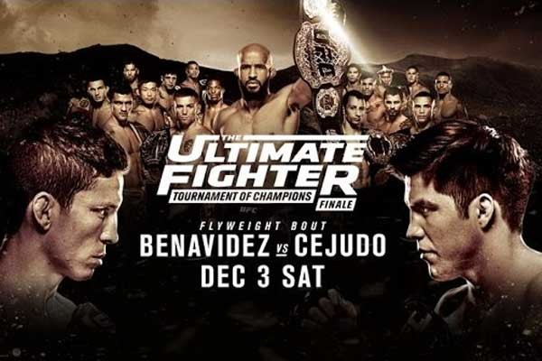 The Ultimate Fighter 24 Finale Live Coverage