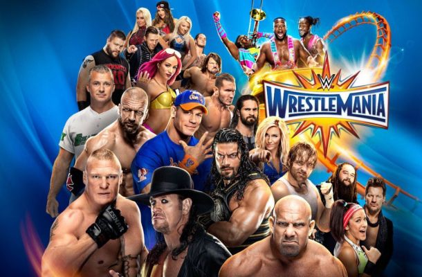 WrestleMania 33 live coverage
